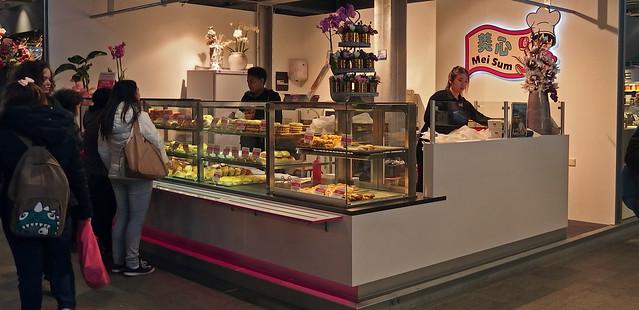 Felicity Bakery (voorheen Mei Sum) in de Martkhal