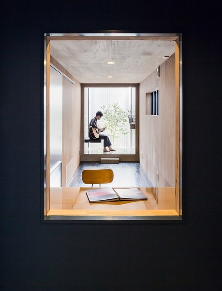 倉庫豪宅的設計概念 6