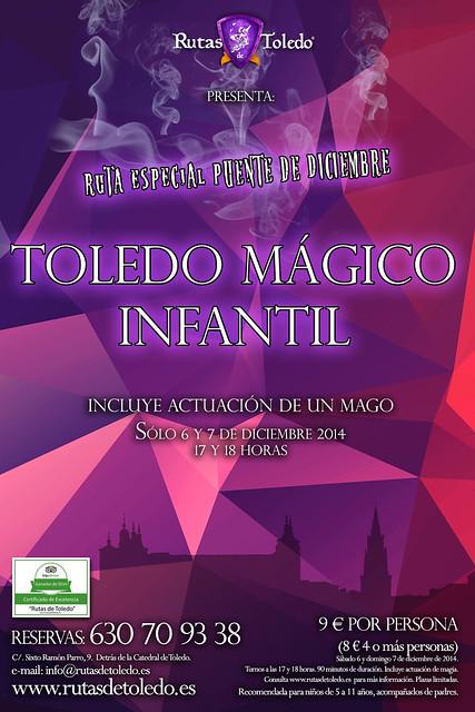 Ruta Toledo Mágico Infantil