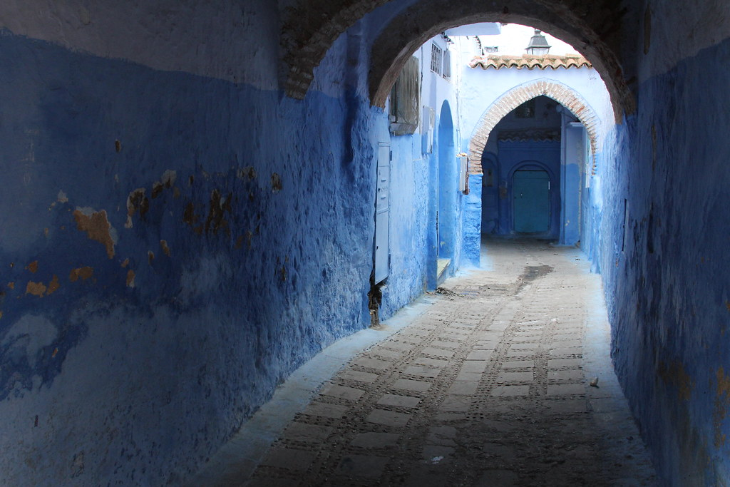 The Blue City of Morocco: Chefchaouen