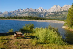 Canyon Day Use Area - Peter Lougheed PP