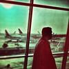 Otra vez en aeropuertos , rombo Madrid. Cuántos años sin pasar tres días seguidos aquí!