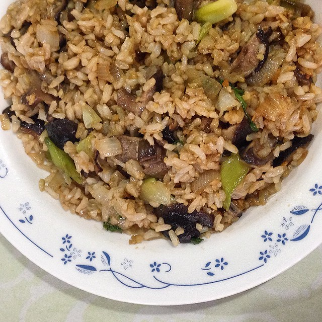 Ginger Fried Rice | Flickr - Photo Sharing!