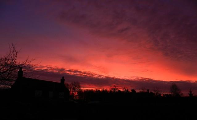 Winter Sunrise DSCN3761