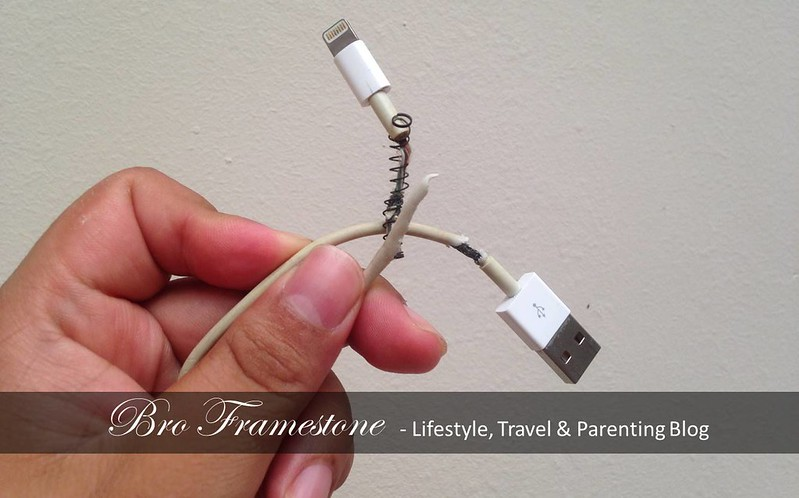 Lightning Cable - Charge & Sync iPhone iPad iPod
