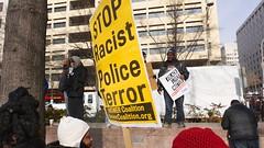 National March Against Police Violence Washington DC USA 50299