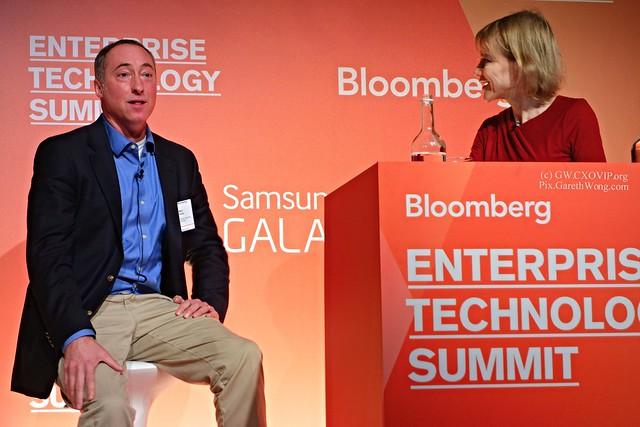 Matt Keller (@mattkeller1), Senior Director, Global Learning XPRIZE Diane Brady (@dianebrady), Senior Editor, Bloomberg Businessweek from RAW _DSC2620