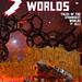 Strange Worlds magazine cover by Bart De Dobbelaer