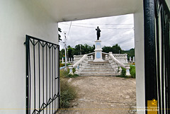 Smallest Plaza in Guimaras