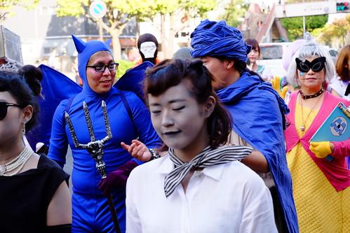 Kawasaki Halloween parade 2014 181
