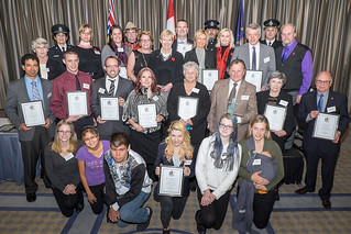 The people in your neighbourhood: B.C.'s award-winning crime fighters