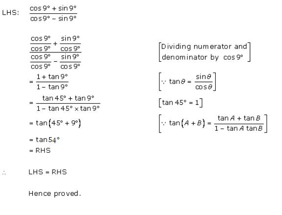 RD-Sharma-Class-11-Solutions-Chapter-7-Trigonometric-Ratios-Of-Compound-Angles-Ex-7.1-Q-11-i