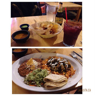 Service was great at La Casita Gastown in Vancouver BC