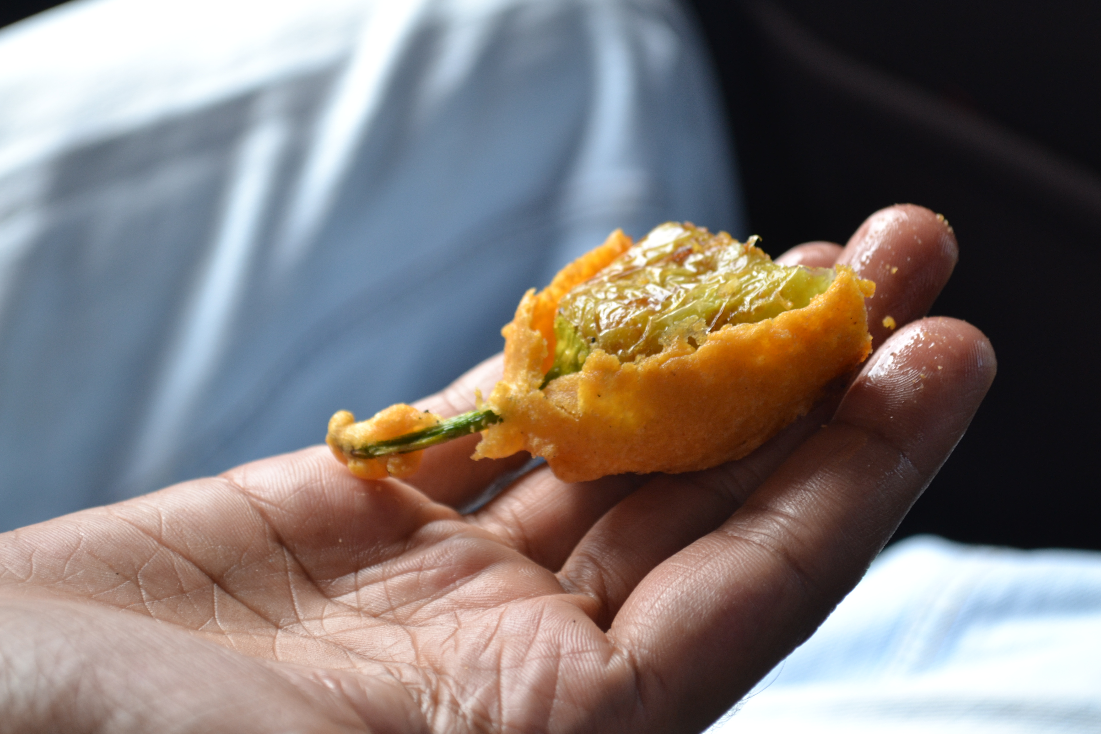 Chilli Bhaji