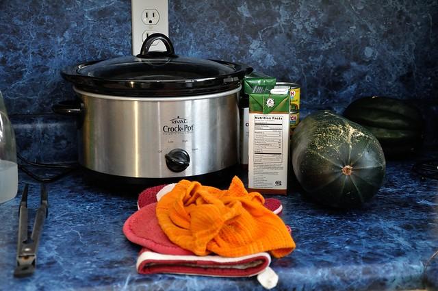 Crockpot meal prep