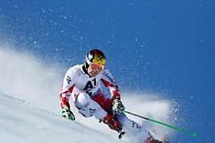 Světový pohár v Söldenu 2014: Hirscher s Markerem!
