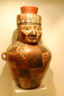 Typical Ceramics of the Huari/Wari Culture in Huamanga, Ayacucho, Peru