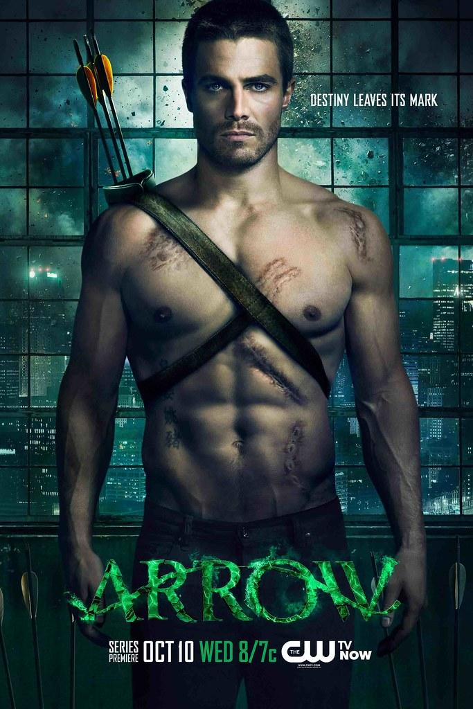 Vale assistir: Arrow