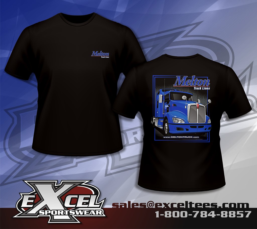We Design Custom Trucking Shirts