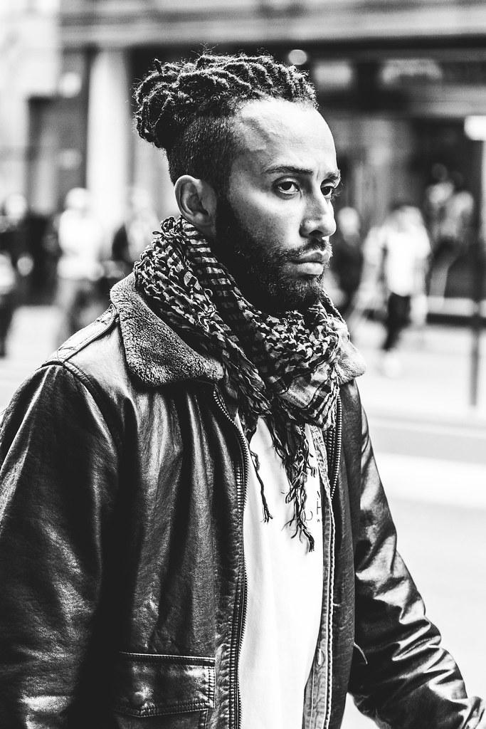 Oxford street man