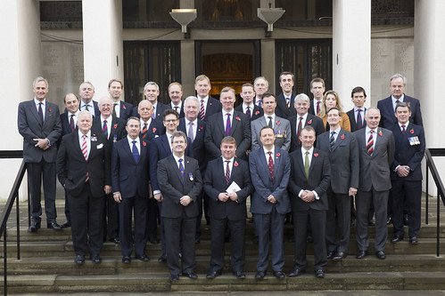 Parliament's Military Veterans