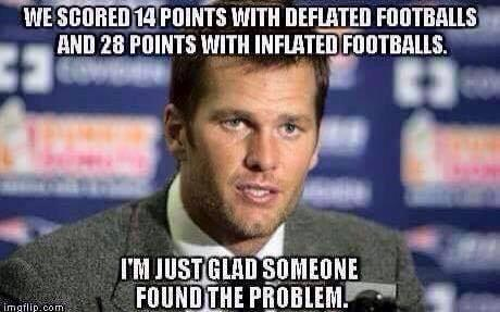 Patriots Tom Brady Deflation 012315