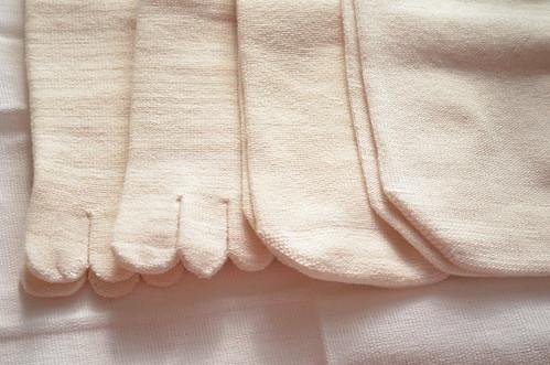 冷えとり靴下 シルクパーティープレミアムソフト