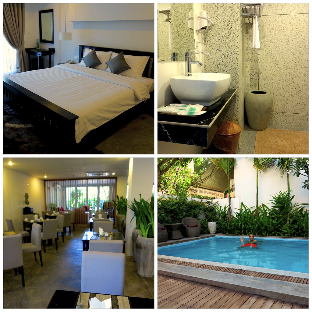 Hollywood Hoteles en Siem Reap