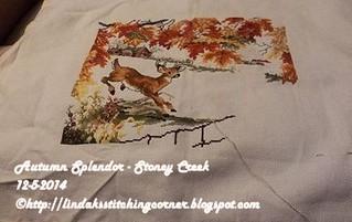Autumn Splendor by Stoney Creek - Photo taken 12-5-2014