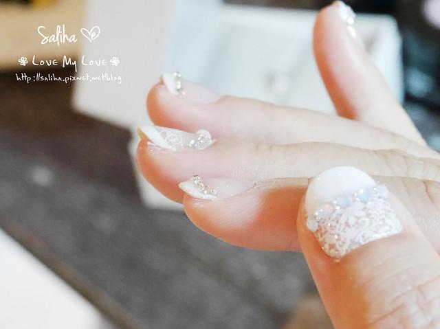 婚禮結婚新娘美甲指甲 (6)