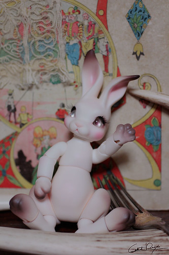 peppi make-up doll bjd