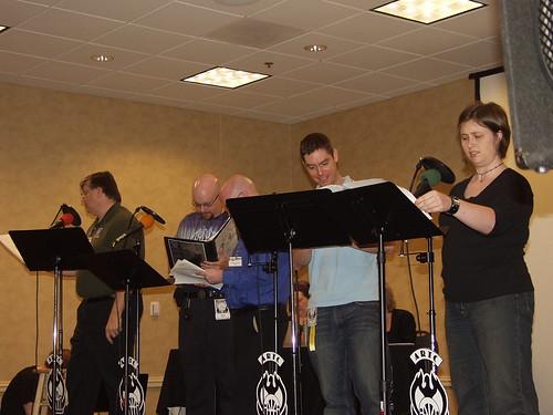 Cast of Gaylaxicon 2007