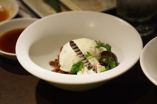 雲哩拿(香草)意式雪糕