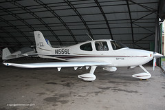 N556L - 2001 build Cirrus SR22, ferried to the UK just 3 weeks ago