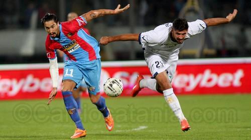 "Catania-Latina 1-0: Tre punti da ""camaleonti""$"