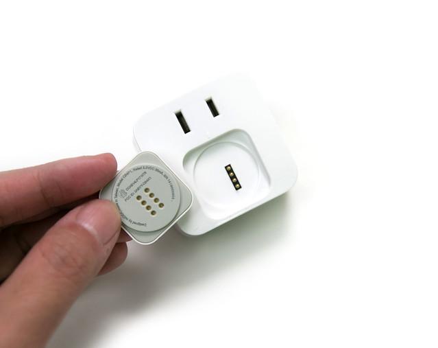 bPoint Plug 智慧插座!讓所有電器變聰明! @3C 達人廖阿輝