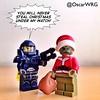 #LEGO_Galaxy_Patrol and #LEGO #TheGrinch #Christmas #HowTheGrinchStoleChristmas #Grinch #ChristmasEve #Minifigure by @smokebelch2 @lego_group @lego