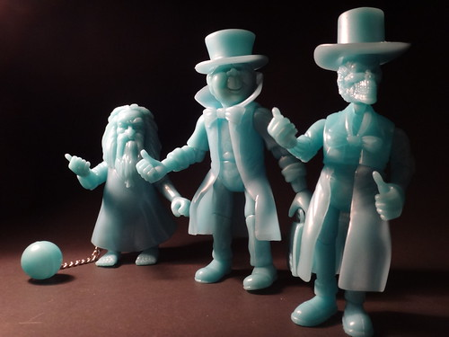 Hitchhiking Ghosts Trio