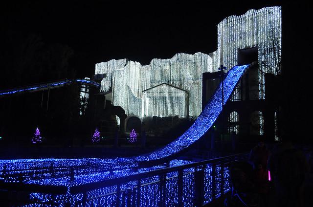 Christmas Town 2014 at Busch Gardens Williamsburg
