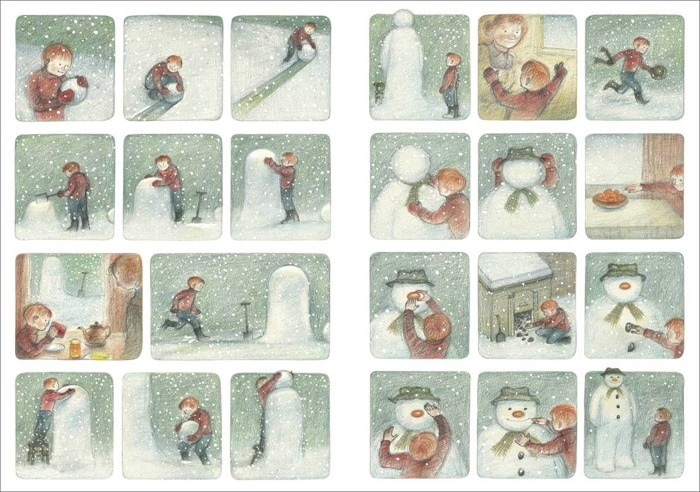 Ravacholle Lifestyle Blog | British Crush: The Snowman by Raymond Briggs