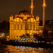 Ortaköy Mosque by JORGE LONDONO PHOTOGRAPHER