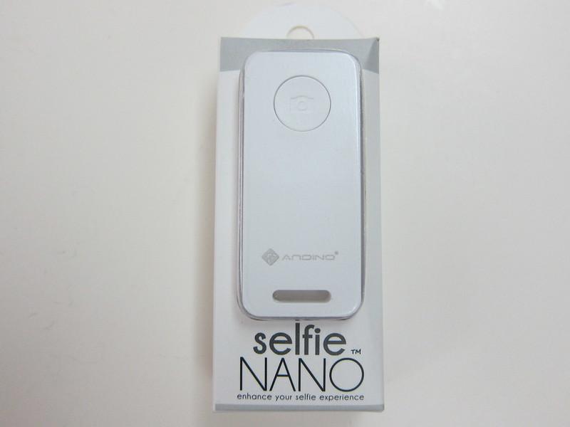 Andino selfieNANO - Box Front