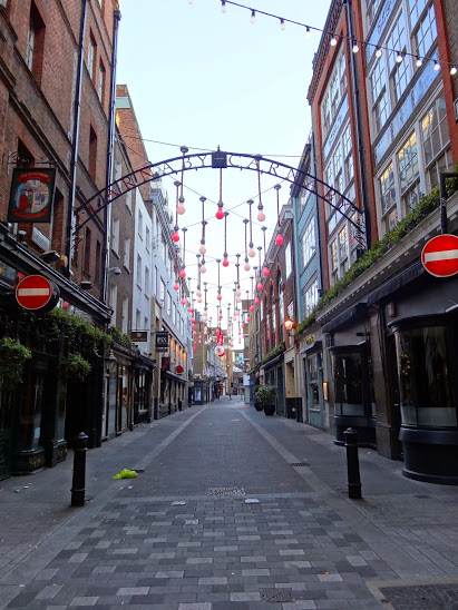 Ganton-Street
