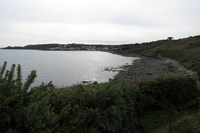 Approaching Coverack