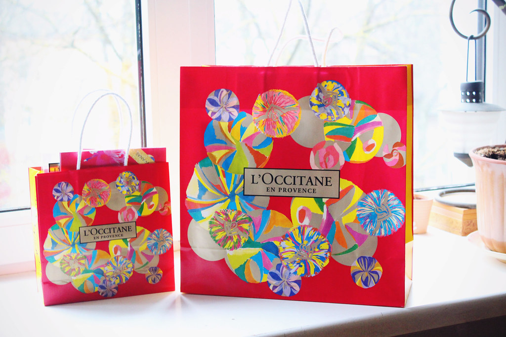 l'occitane-shopping-bag