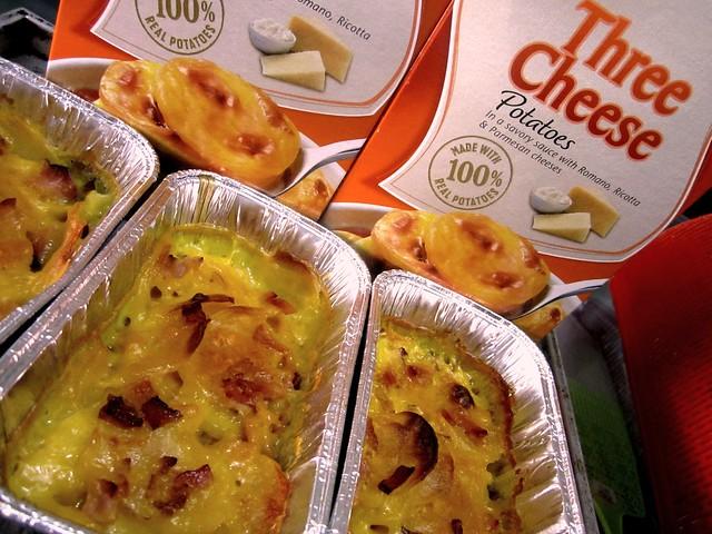 Three Cheese potatoes 1