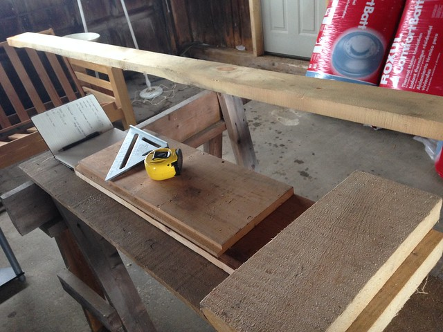 Garage renovations