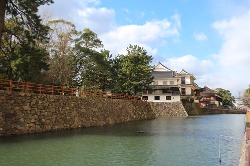 japan 日本 2014 福岡県 北九州 小倉城 canon650d