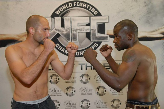 WFC 23 Weigh-Ins June 20th,2014