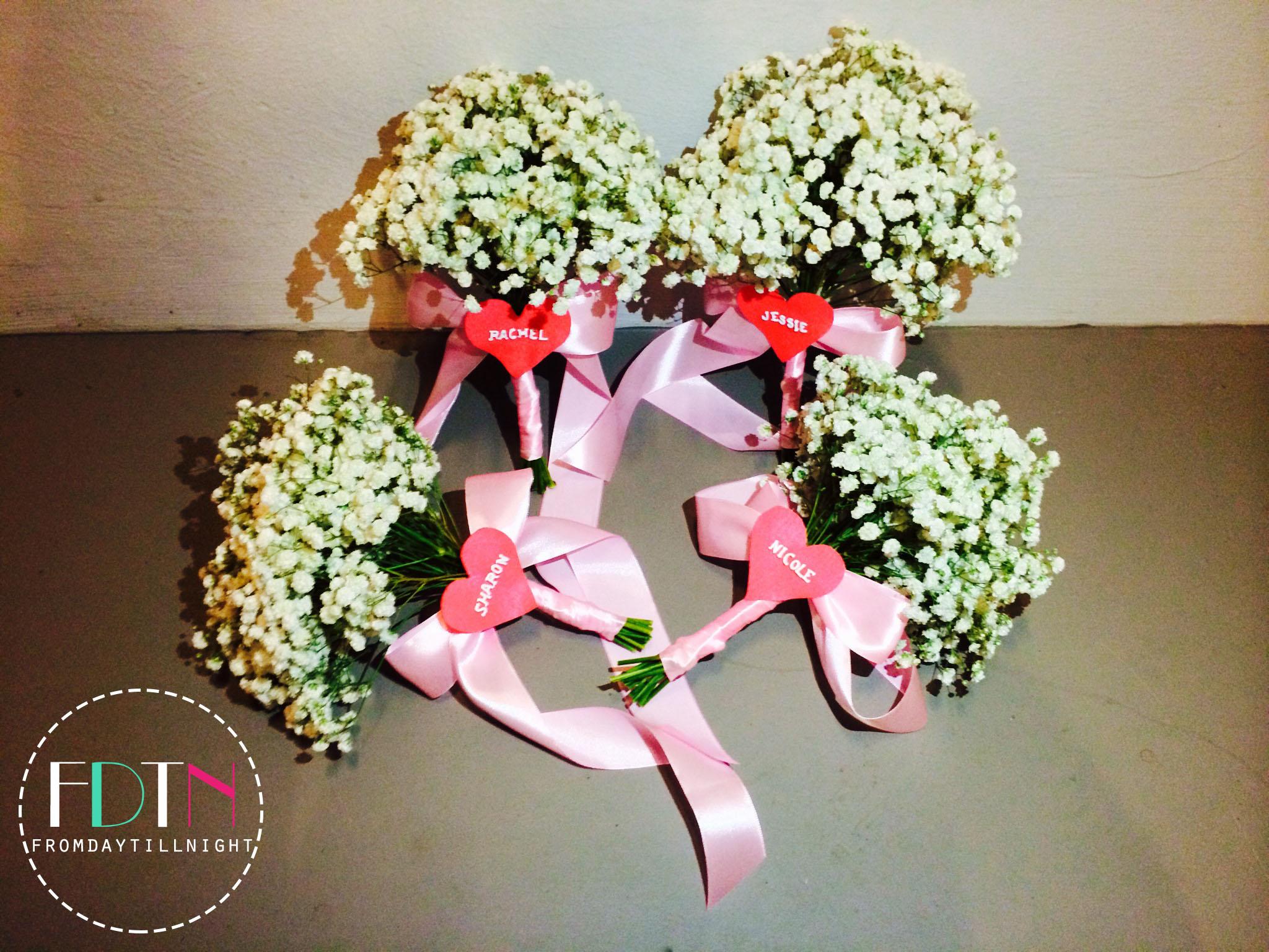 Brides Bouquet Fromdaytillnight